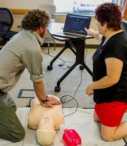 Best Practice Out-of-Hospital Resuscitation Training